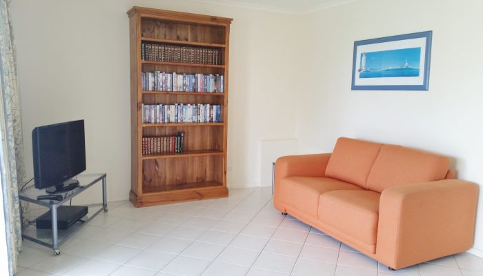 Beachcomber Port Elliot Encounter Holiday Rentals Downstairs Family Room