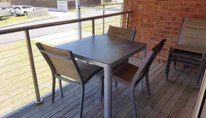 Meridian Port Elliot Encounter Holiday Rentals Outdoor setting
