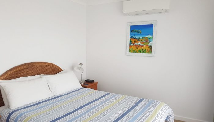 Meridian Port Elliot Encounter Holiday Rentals Queen Bedroom