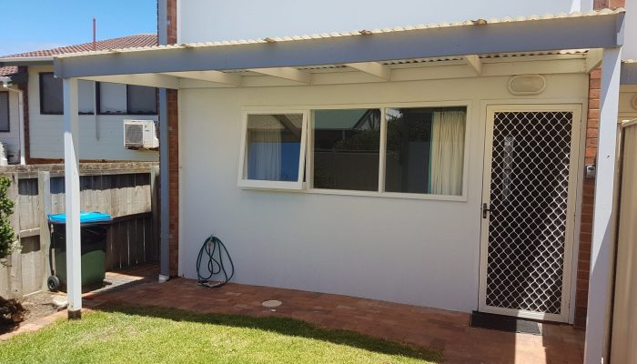 Meridian Port Elliot Encounter Holiday Rentals Rear Verandah