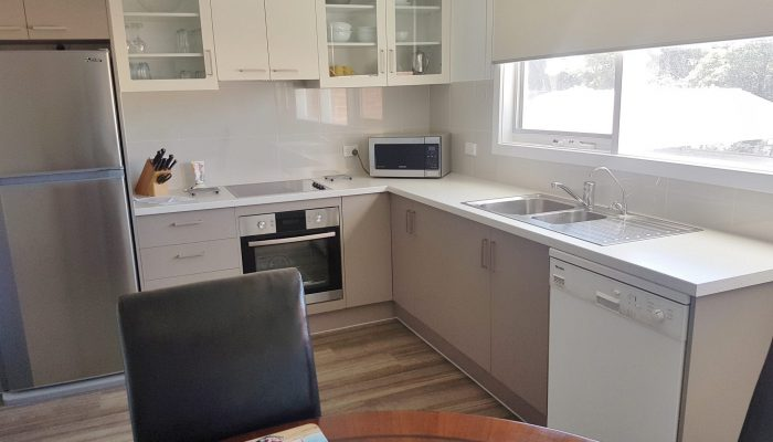 Neptune Port Elliot Encounter Holiday Rentals Kitchen and dining