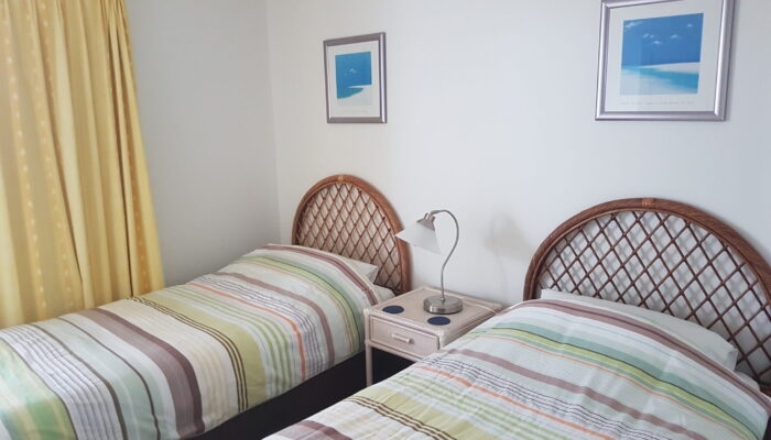 Beachcomber Port Elliot Encounter Holiday Rentals Twin Room
