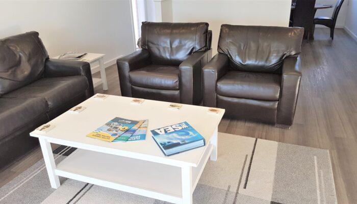 Neptune Lounge Area
